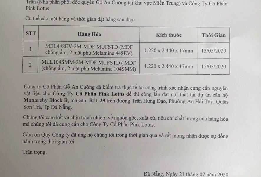 Căn Hộ Cao Cấp Monarchy Đà Nẵng